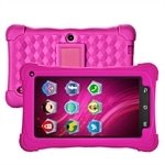 Tablet Mondial TB-19 Kids Rosa, Tela 7', WiFi, Android 7.1, 2MP, 8GB
