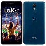 Smartphone LG K9 TV, Dual Chip, Azul, Tela 5', 4G+WiFi, Android 7.0, Câmera 8MP, 16GB, TV Digital