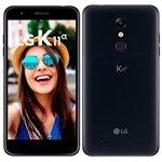 Smartphone LG K11 Alpha Dual Chip Preto Tela 5.3 4G+WiFi Android 7.1 8MP 16GB