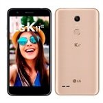 Smartphone LG K11 Alpha, Dual Chip, Dourado, Tela 5.3', 4G+WiFi, Android 7.1, 8MP, 16GB