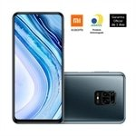 Smartphone Xiaomi Redmi Note 9 Pro,Dual Chip,Cinza,Tela 6.67',4G+Wi-Fi+NFC,Android, Câm.Traseira 64+8+5+2MP,Frontal 16MP,64GB
