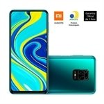 Smartphone Xiaomi Redmi Note 9S, Dual Chip, Azul, Tela 6.67', 4G+Wi-Fi, Android, Câm.Traseira 48+8+5+2MP, Frontal 16MP, 64GB
