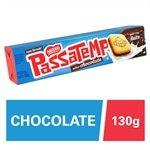 Biscoito Passatempo Recheado Chocolate 130g 70 Unidades - Nestlé