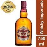 Whisky Chivas Regal 12 Anos 750 ml