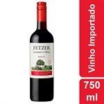 Vinho Americano Anthony ´ s Hill Merlot Tinto Garrafa 750ml - Fetzer