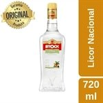 Licor Nacional Peach Garrafa 720ml - Stock