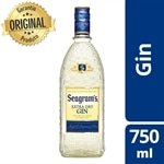 Gin Seagrams 750 ml