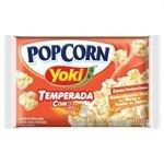 Milho de Pipoca p / Micro - ondas Toque de Chef 100g - 36 unidades - Yoki