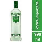 Vodka Caipiroska Limão Garrafa 998ml - Smirnoff