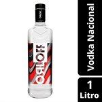 Vodka Nacional Garrafa 1 Litro - Orloff - 909300