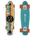 Skate Mini Cruiser Atrio Bob Burnquist Azul - ES093