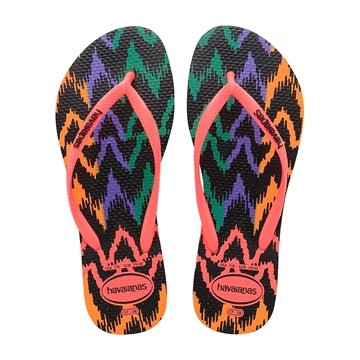 Havaianas Slim Tribal Coral New