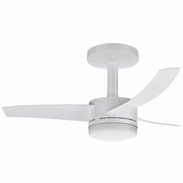 Ventilador de Teto Ultimate  VX10 Branco c/ controle remoto 220v - Arno