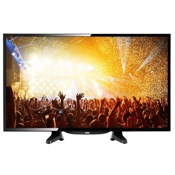 """TV LED 32"""" AOC LE32H1461 HD com 1 USB e 2 HDMI"""