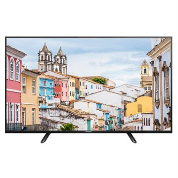 "TV LED 40"" Panasonic TC-40D400B Full HD com 1 USB, 2 HDMI e Media Player"