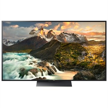 "Smart TV LED 75"" Sony XBR75Z9D 4K Ultra HD HDR com Wi-Fi 3 USB 4 HDMI MotionFlow Triluminos X-Reality Pro"