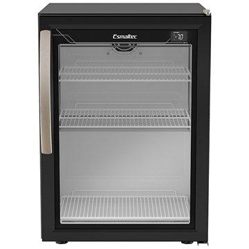 Geladeira/refrigerador 114 Litros 1 Portas Preto - Esmaltec - 110v - Cbe110