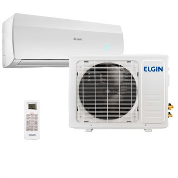 Ar Condicionado Split Elgin - 9000 BTUs - HWQI09 - Eco Power Quente/Frio - 220V