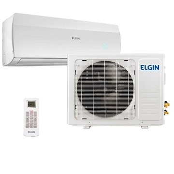 Ar Condicionado Split Elgin - 12000 BTUs - HWQI12 Eco Power Quente/Frio