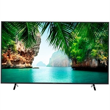 "Smart TV LED 50"" Panasonic TC-50GX500B 4K HDR com Wi-Fi, 1 USB e 3 HDMI"