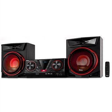 Mini System Philco PHS500BT, USB, Bluetooth, 500W RMS