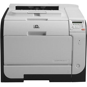 Impressora Convencional Hp Laserjet Pro 400 M451dw Ce958a Laser Colorida Usb, Ethernet e Wi-fi 110v