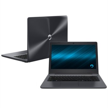 "Notebook Positivo Stilo XCI7660, Intel Core i3, 4GB, 1TB, Tela 14"" HD e Linux"
