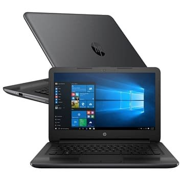 "Notebook HP 246 G5, Intel Core i3, 4GB, 500GB, Tela 14"" e Windows 10"