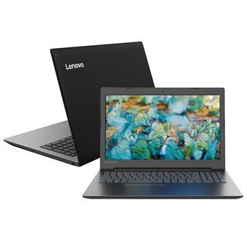 "Notebook Lenovo Ideapad 330-15IGM, Intel Celeron, 4GB, 1TB, Tela 15.6"" e Windows 10"