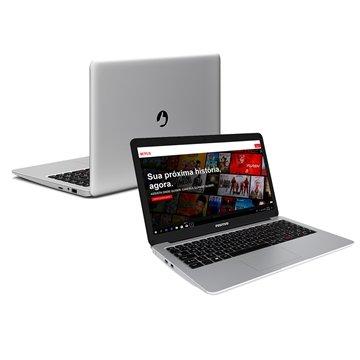 "Notebook - Positivo C4500ai Celeron N4000 1.10ghz 4gb 500gb Padrão Intel Hd Graphics Linux Motion 14"" Polegadas"