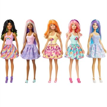 Boneca Barbie Color Reveal Doll GTP90