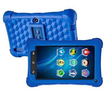 "Tablet Mondial TB-18 Kids Azul, Tela 7"", WiFi, Android 7.1, 2MP, 8GB"