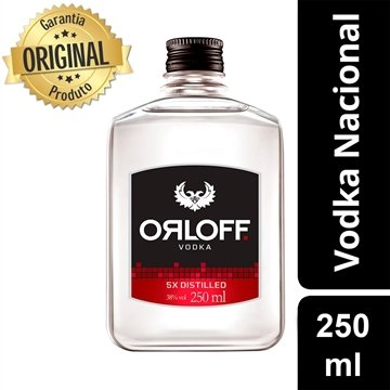 Vodka Orloff 250 ml