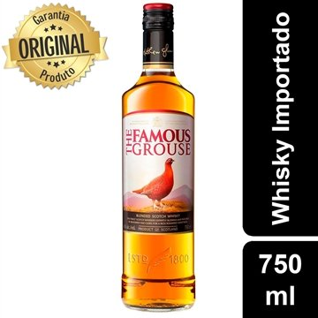 Whisky The Famous Grouse 750 ml