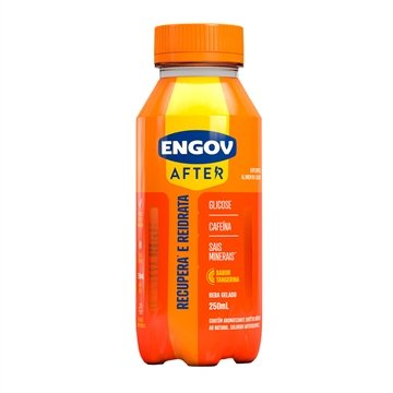 Engov After Tangerina Frasco 250ml