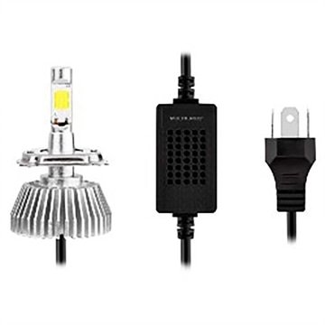 Lâmpadas Automotivas Multilaser Super Led H11 12V 30W 6200K - AU828