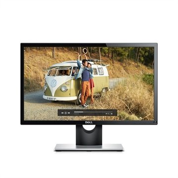 "Monitor LED Full HD 21,5"" Widescreen Dell SE2216H Preto"