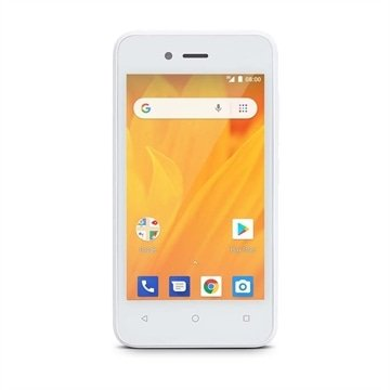 Smartphone Ms40G 3G 4 512Mb Ram + 8Gb Android 8.1 Dual Câmera 5Mp+2Mp Branco Multilaser - NB729